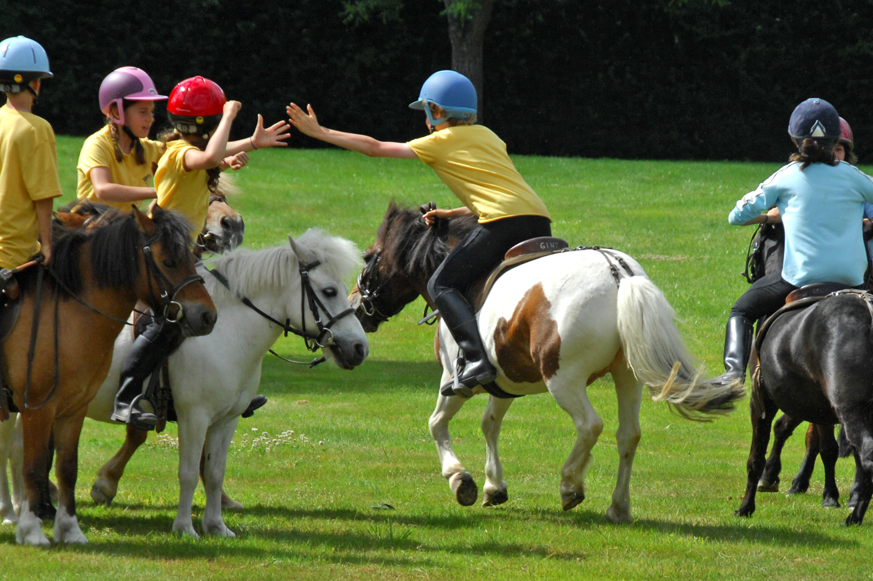 Cheval-Genial Enfants8 Photo-FFE-Maindru-J-Rocher